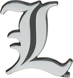 Stockdale University of Louisville Chrome Freeform Auto Emblem