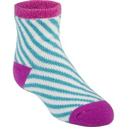 Women's Lodge Stripe Quarter Socks