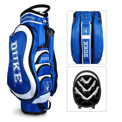 Team Golf Duke University Medalist 14 Way Cart Bag