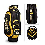 Team Golf Georgia Tech Medalist 14-Way Cart Golf Bag