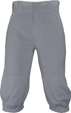 Boys' Double Knit Baseball Short Pant