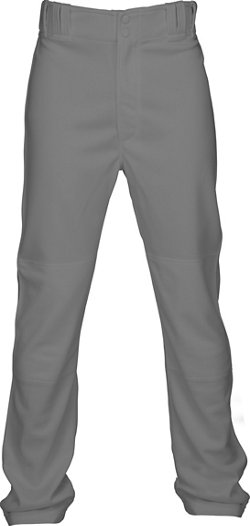 Adults' Double Knit Baseball Pant