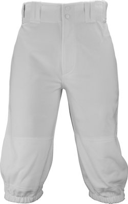Adults' Double Knit Baseball Short Pant