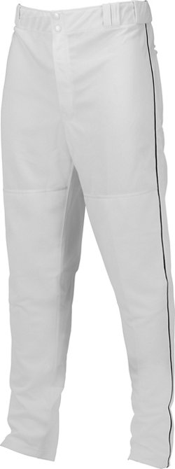 Adults' Double Knit Piped Baseball Pant