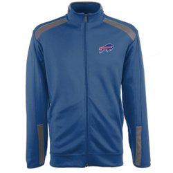 Antigua Men's Buffalo Bills Flight Jacket