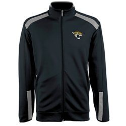 Antigua Men's Jacksonville Jaguars Flight Jacket