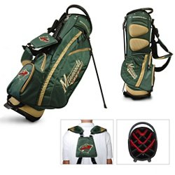 Minnesota Wild Fairway 14-Way Stand Golf Bag