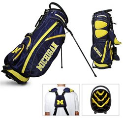 University of Michigan Fairway 14-Way Stand Golf Bag