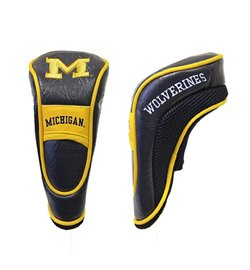 Team Golf University of Michigan Hybrid Head Cover
