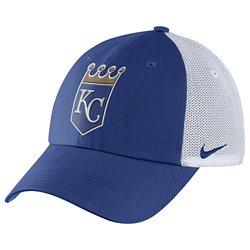 5ba2408b9bc Nike™ Adults  Kansas City Royals Heritage86 Dri-FIT Mix Cap