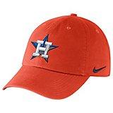 e2f98e1c Nike™ Adults' Houston Astros Dri-FIT Heritage86 Stadium Cap