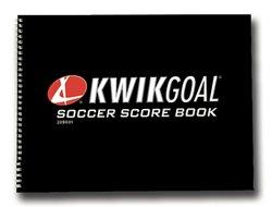 Kwik Goal Soccer Score Book