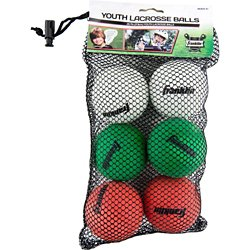 Mini Lacrosse Balls 6-Pack