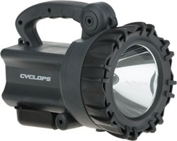 Cyclops Rechargeable LED Handheld Spotlight
