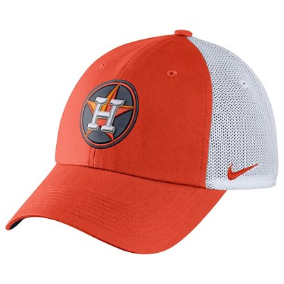 Nike™ Adults  Houston Astros Heritage86 Dri-FIT Cap  7d7569217f9
