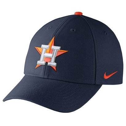 f89f8a0538923 ... Nike™ Adults  Houston Astros Dri-FIT Classic Swoosh Flex Cap. Astros  Hats. Hover Click to enlarge
