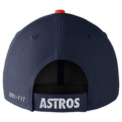 473d032d49328 Nike™ Adults  Houston Astros Dri-FIT Classic Swoosh Flex Cap