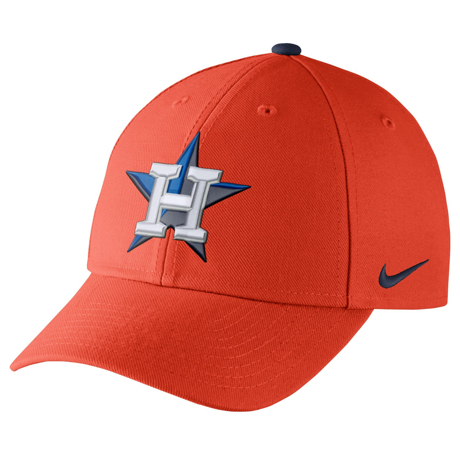 buy online 6af98 4bc79 Nike™ Adults  Houston Astros Dri-FIT Classic Swoosh Flex Cap   Academy