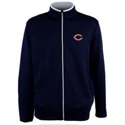 Antigua Men's Chicago Bears Leader Jacket