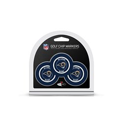 St. Louis Rams Poker Chip and Golf Ball Marker Set