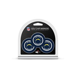 San Diego Chargers Poker Chip and Golf Ball Marker Set