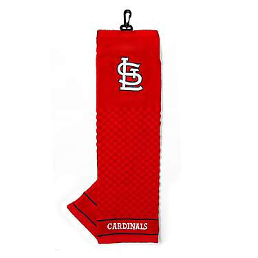 Team Golf St. Louis Cardinals Embroidered Towel