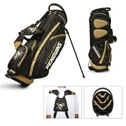 Pittsburgh Penguins Fairway 14-Way Stand Golf Bag