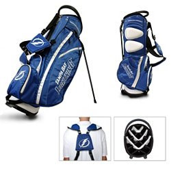 Tampa Bay Lightning Fairway 14-Way Stand Golf Bag