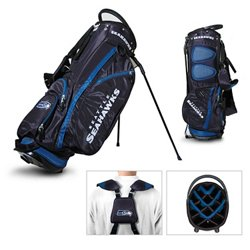 Seattle Seahawks Fairway Golf Stand Bag