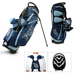Tampa Bay Rays Fairway 14-Way Stand Golf Bag
