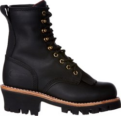 Chippewa Boots Women's Oiled Insulated Logger Boots