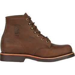 Men's Apache Classic Lace Up Work Boots