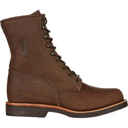 Men's Apache Classic Lace-Up Work Boots