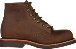 Men's Apache Utility Lace-Up Rugged Outdoor Boots