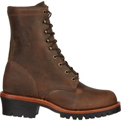 Men's Apache Utility Lace Up Work Boots