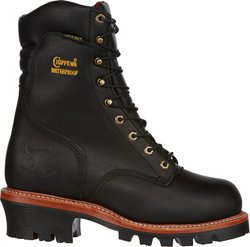 Men's Oiled Logger Steel Toe Rugged Outdoor Boots