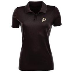 Antigua Women's Washington Redskins Exceed Polo Shirt