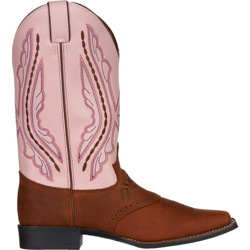 Justin Kids' Bay Western Boots