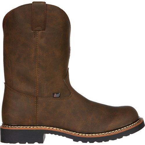 Justin Kids' Bay Gaucho Cowhide Western Boots