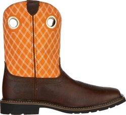 Justin Kids' Stampede Western Boots