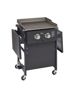 Outdoor Gourmet Triton 2-Burner Griddle
