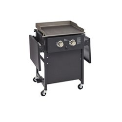 Triton 2-Burner Griddle