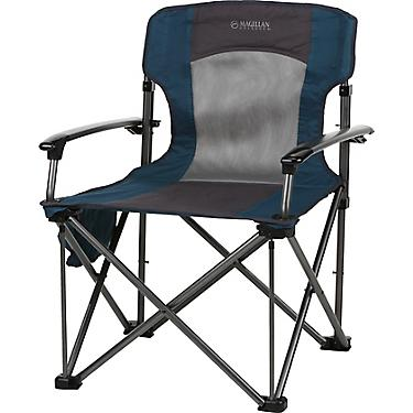 Strange Magellan Outdoors Oversize Hard Arm Chair Alphanode Cool Chair Designs And Ideas Alphanodeonline