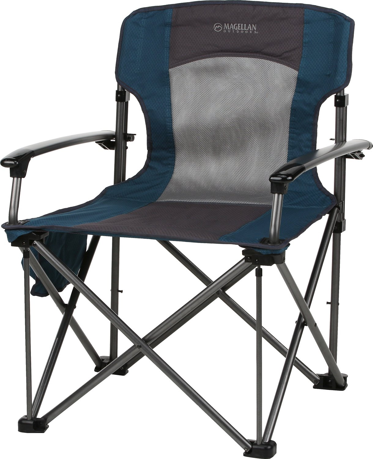 Magellan Outdoors Oversize Hard Arm Chair  sc 1 st  Academy Sports + Outdoors & Folding Chairs | Plastic Wooden Fabric u0026 Metal Folding Chairs ...