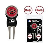 Team Golf Arizona Diamondbacks Divot Tool and Ball Marker Set