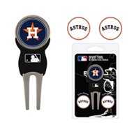 Team Golf Houston Astros Divot Tool and Ball Marker Set