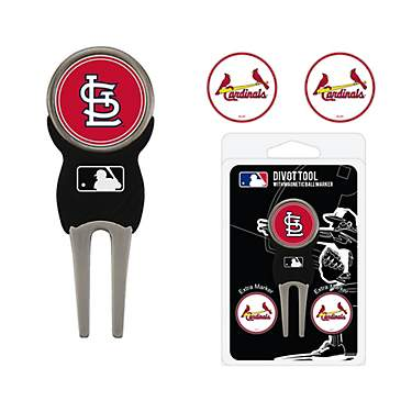 Team Golf St. Louis Cardinals Divot Tool and Ball Marker Set