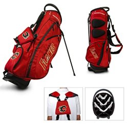 Calgary Flames Fairway 14-Way Golf Stand Bag
