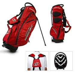 Carolina Hurricanes Fairway 14-Way Golf Stand Bag