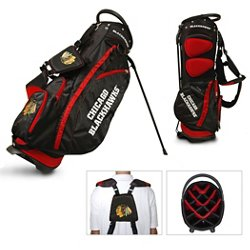Chicago Blackhawks Fairway 14-Way Golf Stand Bag
